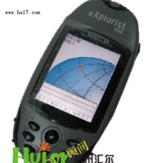 GPS定位仪 征程500